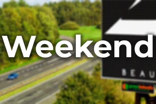 Weekend abonnement Greenledwalls