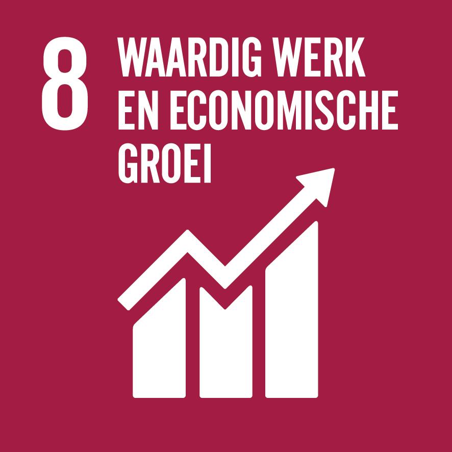 SDG 8 Greenledwalls